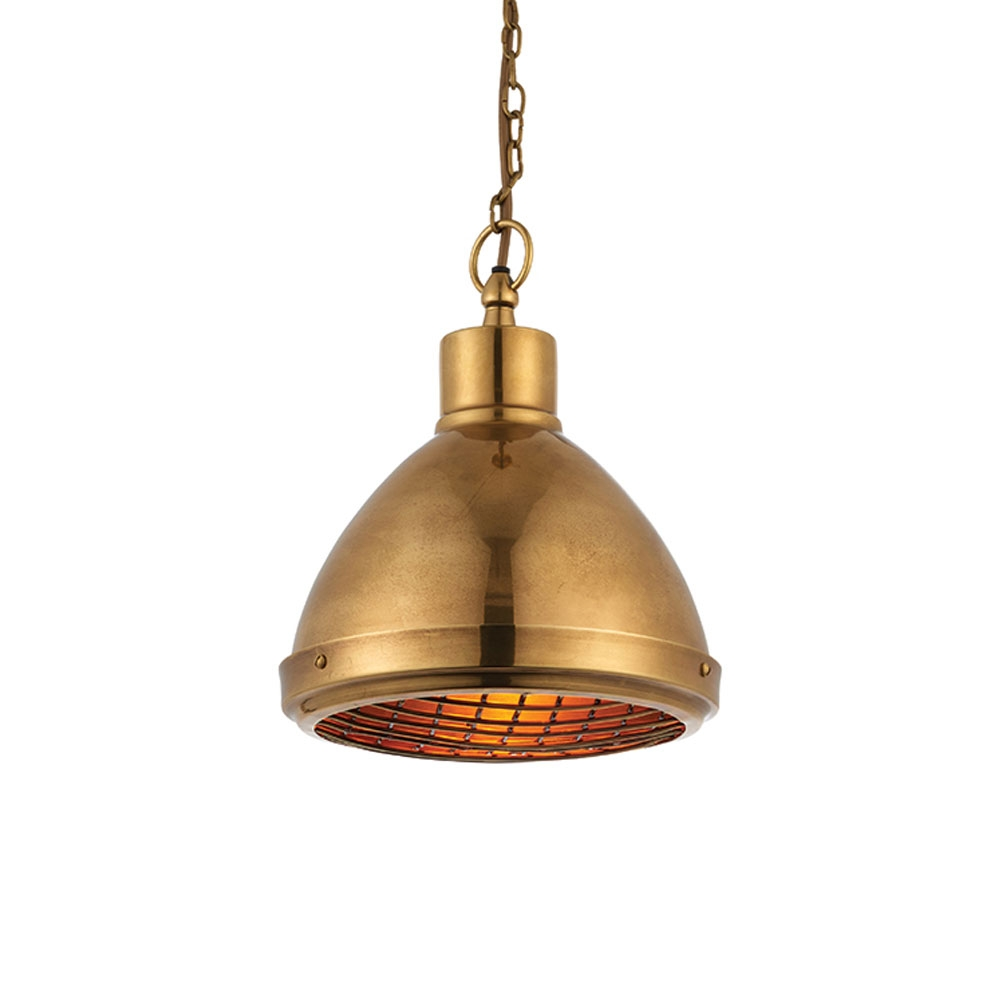 Carr 1 Light Pendant